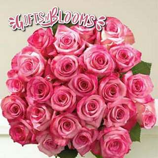 Fresh Flower Bouquet Surprise for Special Anniversary Birthday Gift V17 - ITMZY
