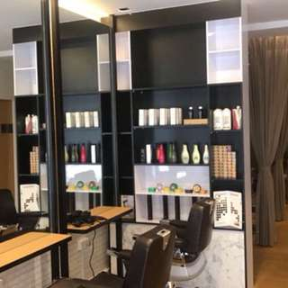 Posh Salon for Takeover very Low fees
