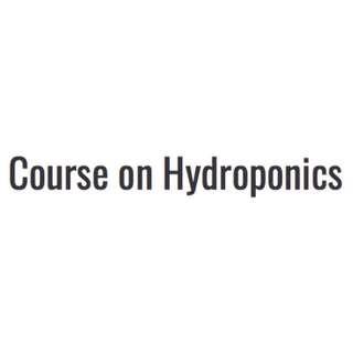 Hydroponics basic course