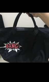 Longchamp limited edition bang