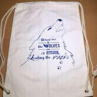Canvas Drawstring Bag Nice Design