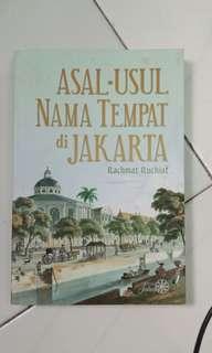 Asal Usul Nama Tempat di Jakarta