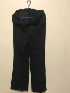 G200 Women black slacks