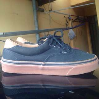 ORIGINAL VANS ERA 59 (black gum)