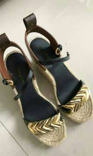 Like New Wadges LV size 36,5 only @6,8jt