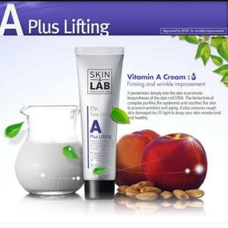 Skin & Lab Vitamin A