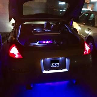 350z (VIP Number) for Sale