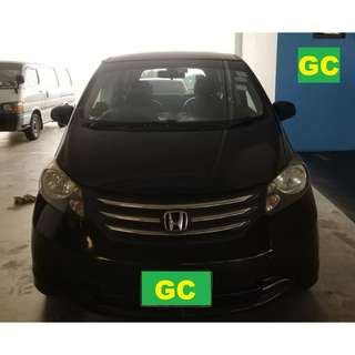 Honda Freed RENTING CHEAPEST RENT AVAILABLE FOR Grab/Uber