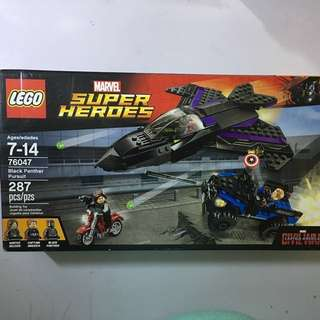 *Repriced* Authentic Brand New Lego Marvel Black Panther 76047