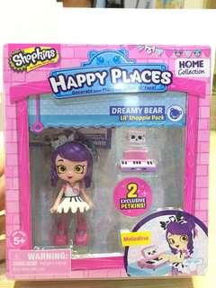 Shopkins happy places melodine