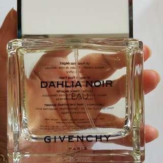 Givenchy Dahlia Noir L'eau perfume 紀梵希