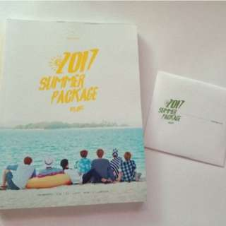 ON HAND BTS SUMMER PACKAGE (Photobook+DVD)