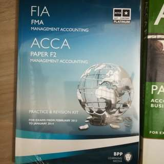 ACCA text book