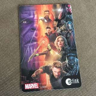 BN MARVEL AVENGERS INFINITE WAR EZLINK