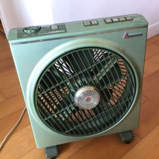 Mitsubishi home fan
