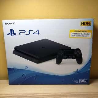 SALE: BNIB PS4 Slim 500GB