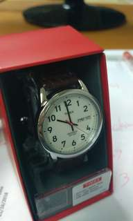 Timex leathet watch BRAND NEW! (Brown strap)
