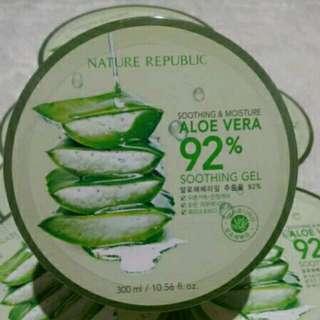 Nature republic aloe vera
