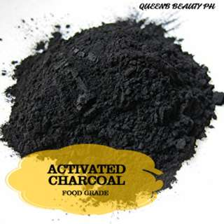 Activated Charcoal  (FOOD GRADE) 20 grams