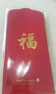 CNY Red Packets (One15 Marina - Sentosa Cove)