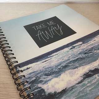 Typo A4 Notebook