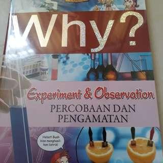 Buku pengetahuan WHY