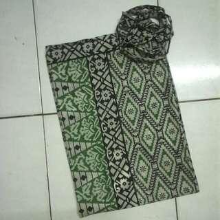 Pario Batik Skirt