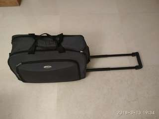 Carryon luggage trolley