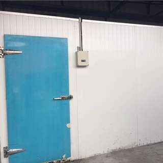 Coldroom chiller frozen used and new