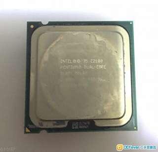 Intel Pentium E2180 CPU $48