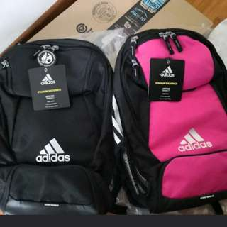 Pink Adidas Stadium Backpack
