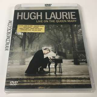 [DVD] Hugh Laurie - Live On The Queen Mary