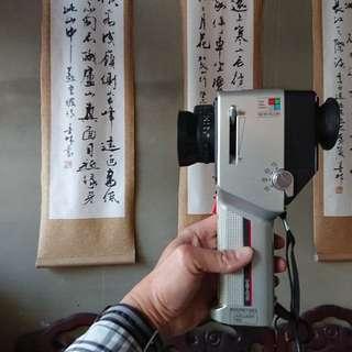 🚚 SHARP QC-54古董級手持攝影機