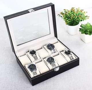 ‼️現貨‼️10格手錶/飾物盒