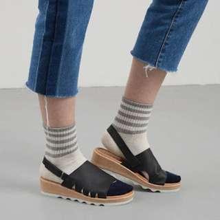 Sepatu sandal berrybenka