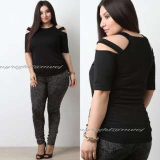 Ehra Top Plus size fits up to XXL