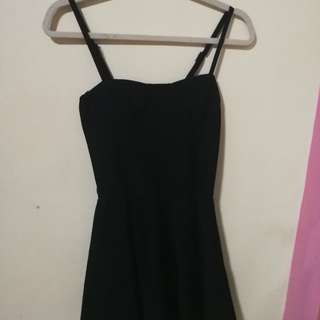 Corset Dress Black