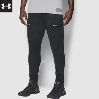 Under Armour Men's SC30 Splash Tapered Basketball Pants