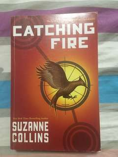 Hunger Games: Catching Fire Book by Suzanne Collins
