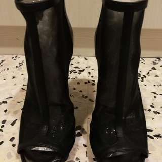 BCBG Sexy Cage heels