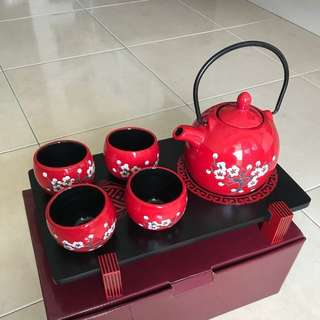 Chinese Tea Set Limited Edition