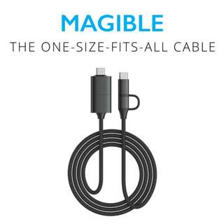 Magible Multi usb cable