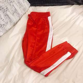 H&M - Pin Stripe Track Pants