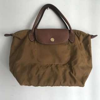 Longchamp Bag Brown