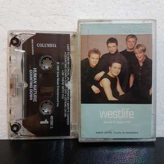 Cassette》Westlife - Swear It Again EP