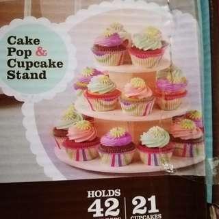 Cake Pop & Cupcake Stand
