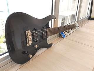 WTS: MIK Cort Viva 7 String Guitar