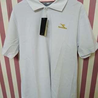 Diadora Polo Tshirt