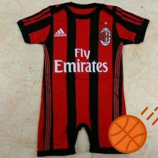 Baby Jumper AC Milan