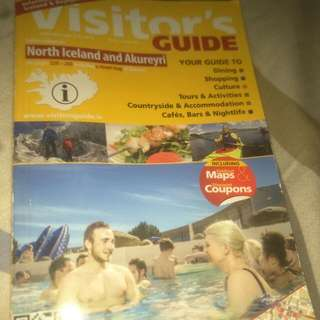 Iceland Visitor Guide 300 Pages With Discounts And Vouchers